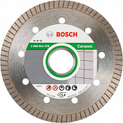 алмазный диск bosch best for ceramic extra-clean turbo 230 по керамике
