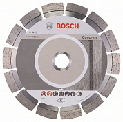 алмазный диск bosch expert for concrete 125 по бетону