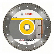 алмазный диск bosch standard for universal turbo 115 универсальный